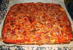 UNA EXPERIENCIA DUKAN: Pizza con masa de coliflor