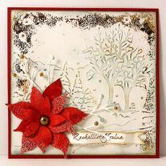 Christmas card, http://maissinaskartelusoppi.blogspot.fi/