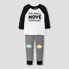 Toddler Girls' Dr. Seuss Top And Bottom Set from OshKosh® - White : Target