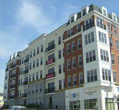 Harbour Hill Condominium, Portsmouth, NH Quaker Windows