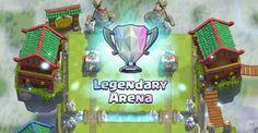 Legendary Arena Clash Royale http://ift.tt/1STR6PC