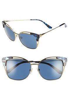 6c7ba89f44 Tory Burch Cat Eye Sunglasses available at