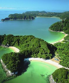 Wonderful Abel Tasman National Park – New Zealand