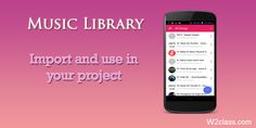 #MusicLIbrary #Android