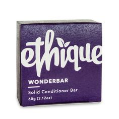 Ethique conditioner bar