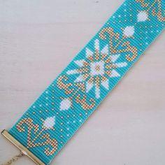 Bildergebnis für austas rokassprādzes beautiful bead loom bracelet