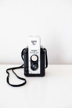 40's argus seventy-five camera