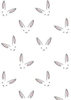 Imagen de rabbit, wallpaper, and bunny