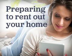 """If you've entertained thoughts about renting out your home, there may be a few questions you've already asked yourself, such as, """"Is it worth hanging on to t..."""