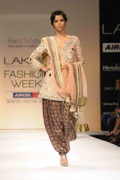 high fashion salwar kameez by Payal Singhal
