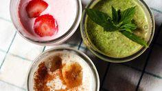 3 x lactosevrije smoothies | Vitaya
