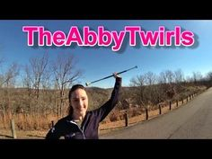 Learn how to do this cool novice baton twirling move: The Flourish!  Also known as a whip, wind up, and flash!