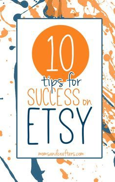 the secret to Etsy Success! Read these ten tips for success on Etsy! These tips for selling on Etsy can get you back in the game!Read these ten tips for success on Etsy! These tips for selling on Etsy can get you back in the game! Etsy Business, Craft Business, Business Ideas, Online Business, Business Education, Creative Business, Sell On Etsy, My Etsy Shop, The Secret