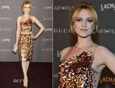 Estrela Evan Rachel Wood Glamour