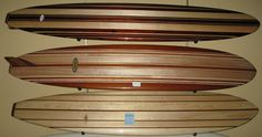 wood Surfboards super nice