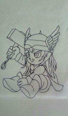 Thor baby