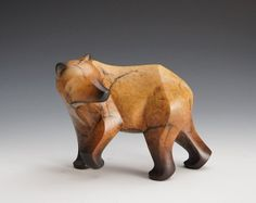 grizzly mom bronze