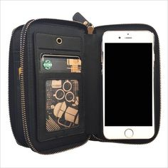 Ultimate Wallet Case in Black – mahalocases