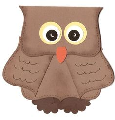 Stampin' Up!  Top Note  Maria Lema  Owl