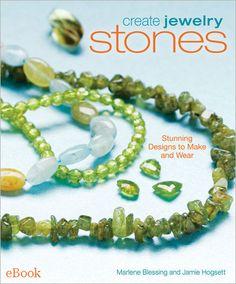 Create Jewelry: Stones eBook - Interweave