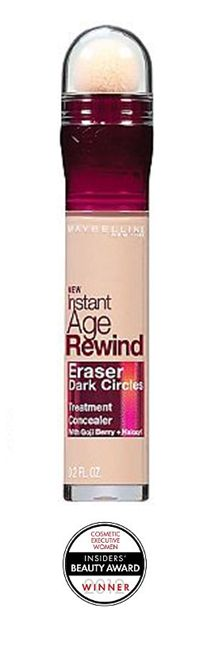 Instant Age Rewind Eraser Dark Circle Treatment Concealer: Say goodbye to dark circles!