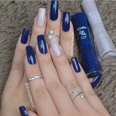 Semi-permanent varnish, false nails, patches: which manicure to choose? - My Nails Nails Polish, Gel Nails, Acrylic Nails, Stiletto Nails, Stylish Nails, Trendy Nails, Gorgeous Nails, Perfect Nails, Dodger Nails