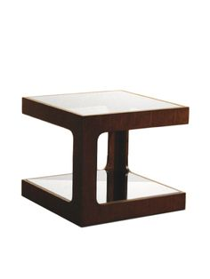 Meaz Table (Espresso) by Pangea Home at Gilt