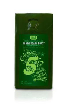 5 Year Anniversary Costa Rican Tarrazu Coffee