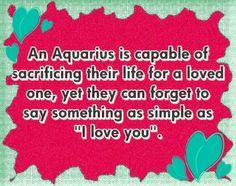 Aquarius Love Horoscope Related Keywords & Suggestions - Aquarius ...