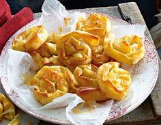 Kartoffelstrudel-Schnecken