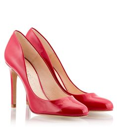 3671e33ced78 Pedro Garcia High heel red pumps