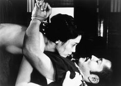 """Oshima's 1976 film, """"In the Realm of the Senses."""""""