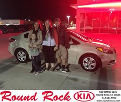 Congratulations to Tina West on your #Kia #Forte purchase from Ryan Pallante at Round Rock Kia! #NewCar