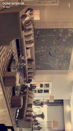 Home Room Design, Home Interior Design, Living Room Designs, Classy Living Room, Home Living Room, Living Room Decor Inspiration, Home Goods Decor, Entrance Hall Decor, Luxury Home Decor