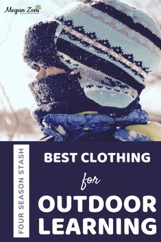Learning outdoors has been around forever. With a commitment to reducing communicable disease transmission, our kids are likely to spend even more time outdoors at school going forward. Read this post for advice and shopping tips for four season gear that will keep your child warm and dry this school year. #outdoorlearning #outdooreducationo #outdoored #forestschool #natureschool