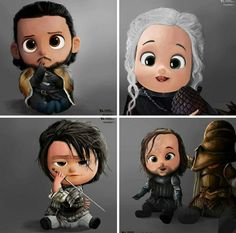 Game Of Thrones Artwork, Game Of Thrones Funny, Tv Shows Funny, House Stark, Jon Snow, Daenerys, Biscuit, Tv Series, Random Stuff