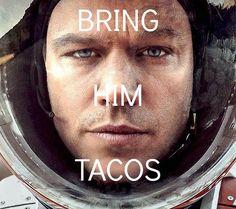 Matt Damon's taco recipe is all you ever need. Ever.