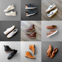 Update Your Shoe Collection. Visit mycreativelook.com #footwear #shoesaddict #inspiration #mensstyle #boots #mensshoes #sneakers