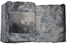 """downinyonforest: """" Anselm Kiefer   lead book from """"The High Priestess"""": http://downinyonforest.tumblr.com/post/131672737292/chaoticambivalence-anselm-kiefer-the-high """""""