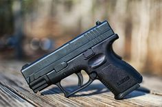 Springfield Armory XD-40 Subcompact pistol