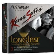 Kamasutra Longlost condom