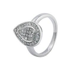 Nhẫn bạc nữ mặt đá đẹp mê cho phái nữ thêm xinh