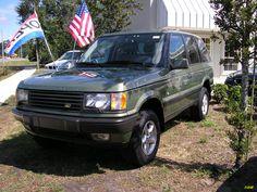 2001 Range Rover SE - Kent Green Pearl / Walnut photo #1