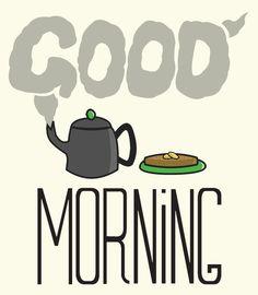 good morning..yeah *hoahem