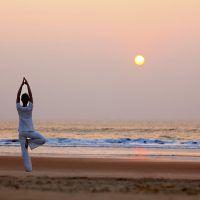 Yoga #Hainan #Chine