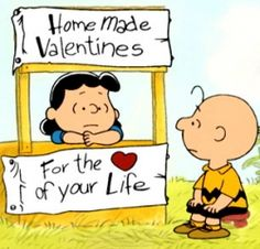 Lucy and Charlie Brown                                                                                                                                                                                 More