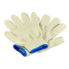 Free Shipping Cotton Safety Work Gloves Workplace Wear-resistant Gloves Coarse Yarn Gloves