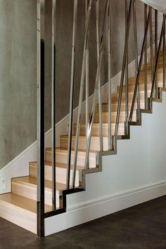 modern stair ideas - Google Search