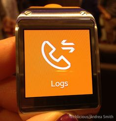 Samsung Galaxy Gear: A Smart Watch for Your Smartphone - Techlicious