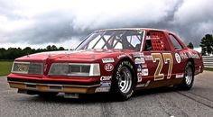 The Story Behind Tim Richmond's NASCAR Pontiac LeMans And How It Was Found And Restored
